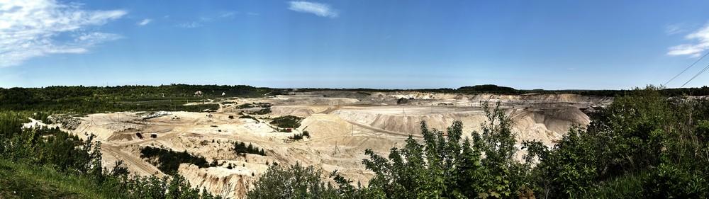 mine de Kaliningrad